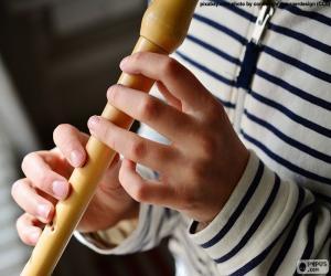 Das Flötenspiel puzzle