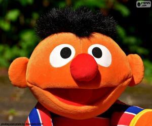 Das Gesicht von Ernie puzzle