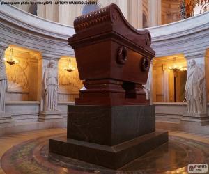 Das Grab von Napoleon, Paris puzzle