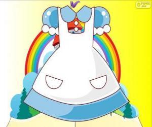 Das Kleid von Alice puzzle