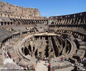 Das Kolosseum in Rom puzzle