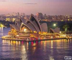 Das Sydney Opera House puzzle