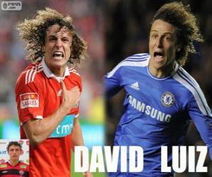 David Luiz puzzle