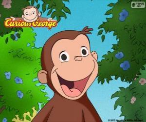 Der Affe George puzzle