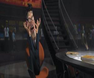 Der Präsident Hathaway puzzle