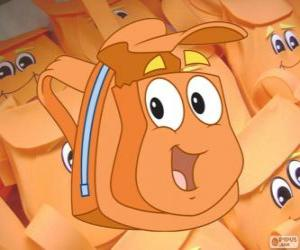 Der sympathische magische Rucksack von Diego puzzle