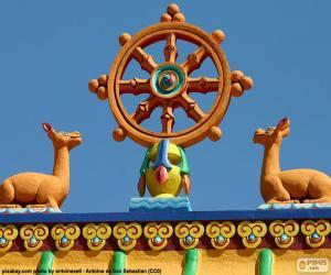 Dharma-Rad puzzle