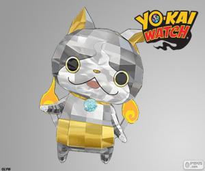 Diamanyan, Yo-Kai Watch puzzle