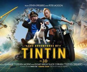 Die Abenteuer von Tim und Struppi – Das Geheimnis der Einhorn puzzle