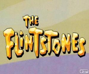Die Feuerstein logo puzzle