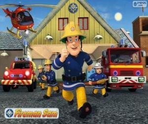 Die Feuerwehr von Pontypandy puzzle