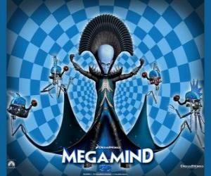 Die große Megamind puzzle