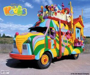 Die Hoobmobile die Hobbs puzzle