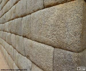 Die Inka-Steinmauer puzzle