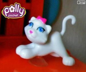 Die Katze von Polly Pocket puzzle