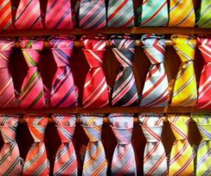Die Krawatte, das perfekte Geschenk für meinen Vater puzzle