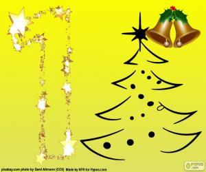 Die Nummer 1, Weihnachten puzzle