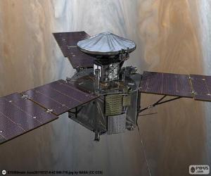 Die Raumsonde Juno puzzle