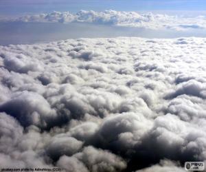 Die Wolken puzzle