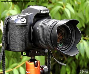 Digitalkamera puzzle