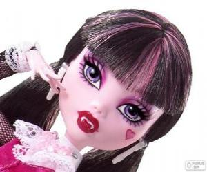 Draculaura von Monster High puzzle