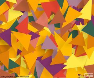 Dreiecke puzzle
