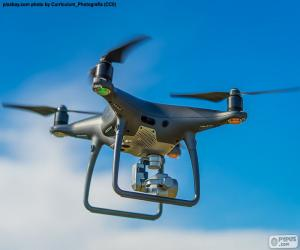 Drohne puzzle