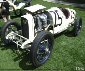 Duesenberg Indianapolis Racer (1915) puzzle