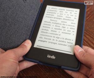 E-book puzzle