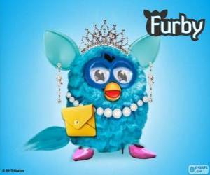 Eine sehr elegante Furby puzzle