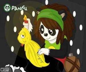 Eloise, Panfu puzzle
