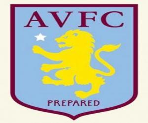 Emblemen von Aston Villa F.C. puzzle