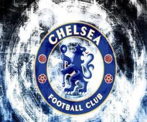 Emblemen von Chelsea F.C. puzzle