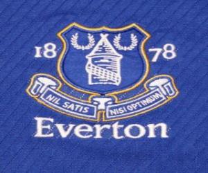 Emblemen von Everton F.C. puzzle