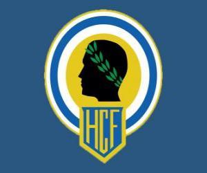 Emblemen von Hércules Alicante puzzle