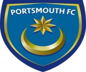 Emblemen von Portsmouth F.C. puzzle