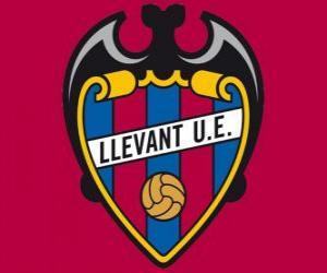 Emblemen von UD Levante puzzle