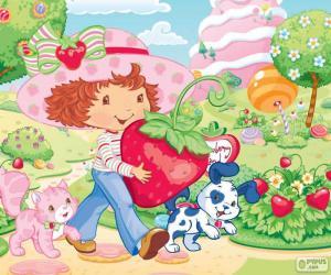 Emily Erdbeer puzzle