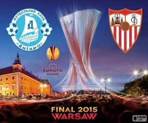 Europa League Finale 2014-2015 puzzle