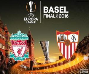 Europa League Finale 2015-2016 puzzle