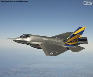 F-35 Lightning II puzzle