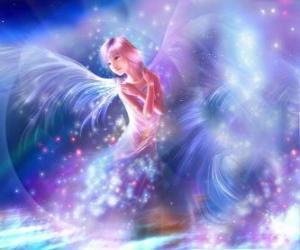Fairy, prangen puzzle