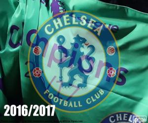 FC Chelsea Meister 2016-2017 puzzle