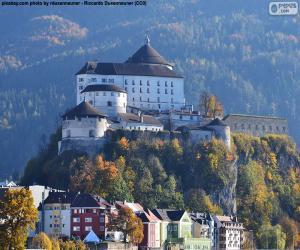 Festung Kufstein, Österreich puzzle