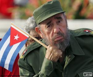 Fidel Castro puzzle