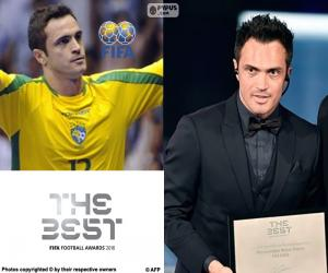 FIFA-Auszeichnung ehrenamtlicher 2016 puzzle