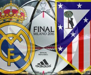 Final Champions League 2016 puzzle