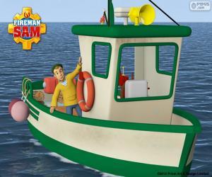 Fischerboot puzzle