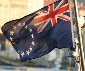 Flagge von die Cookinseln puzzle