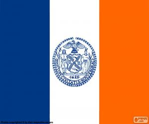 Flagge von New York puzzle
